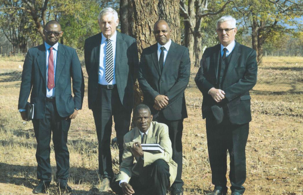 Bezoek Zimbabwe